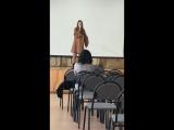 video ,,Баллада о войне''