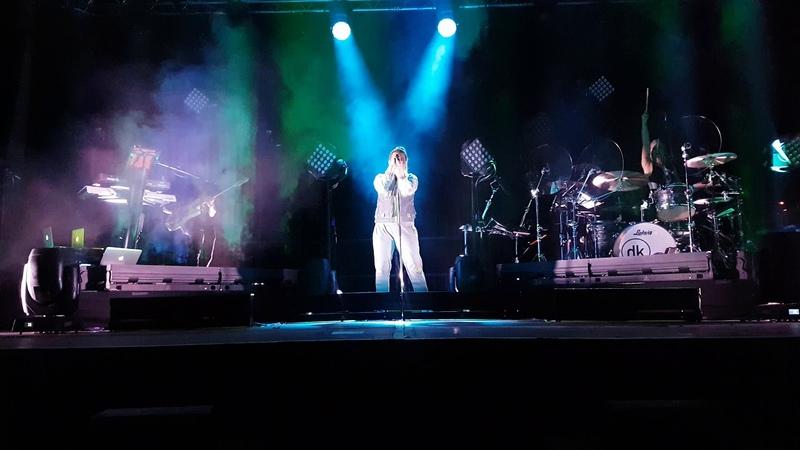 Hayley Kiyoko Under The Blue Live Glasgow