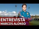 Selección Entrevista a Marcos Alonso Diario AS