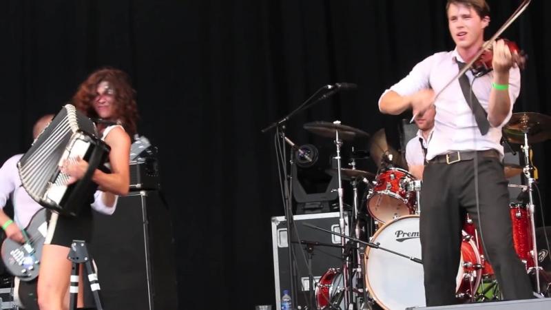 Molotov Jukebox - Trying (Live at Summer Sundae 2012) HD 1080p