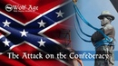 The Attack On The Confederacy Wolf Age