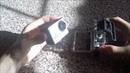 Как снять аквабокс (AQUABOX) с экшн-камеры (Action Camera) GoPro. SJCAM