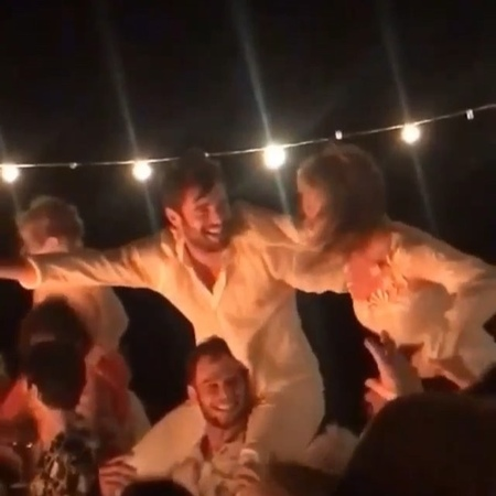 "∞Revenge∞ on Instagram: ""Happiest Day of My Life 🤵🏻👰🏼💍🥂💞 joshbowman emilyvancamp joshily bowcamp emilybowman danielgrayson emilythorne dani..."