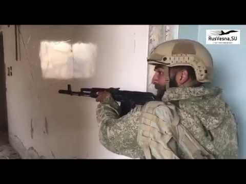 Сирия Российская ЧВК готовит из ополченцев суперсолдат