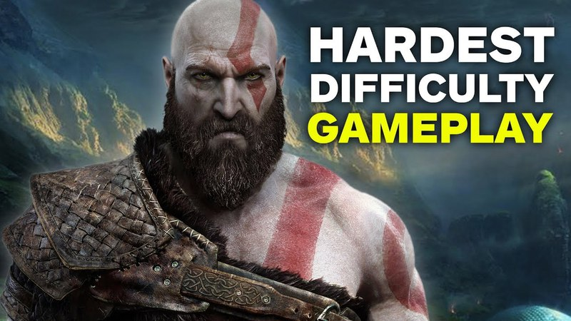 God of War Gameplay Breakdown: Mastering the Hardest Difficulty (PS4 2018)