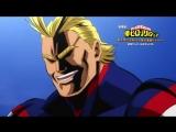 Boku no Hero Academia 3   Моя геройская академия 3 - промо.