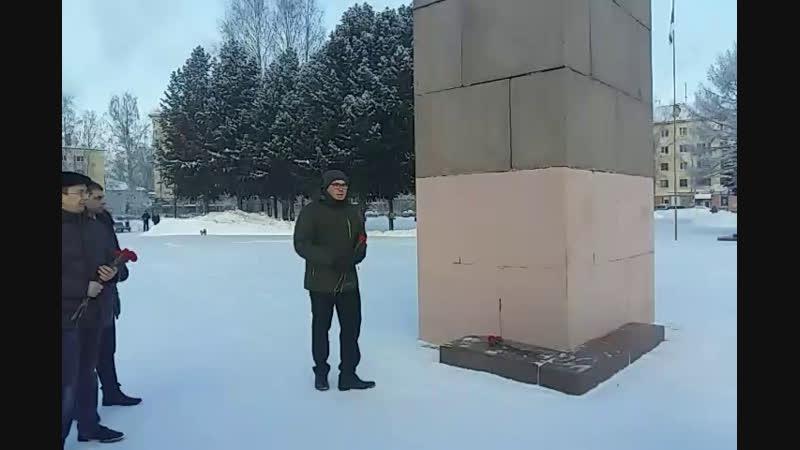 День памяти В И Ленина Сыктывкар