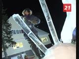 Как три кубометра снега превращаются в шедевр? Подглядываем за волшебным преображением / ТВ 21