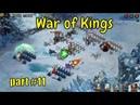 🛡️⚔️ War of Kings 🛡️⚔️: Winning a new hero Lovelock level 31 - part 11