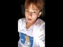 181006 Seyong Instagram Live