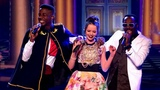will.i.am and his Team perform 'Let's Dance' - The Voice UK 2014 The Live Semi Finals - BBC One