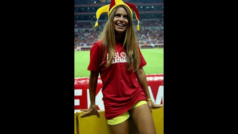 Galatasaray Trabzonspor Maç Başlarken