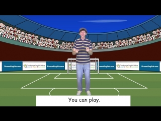 Soccer Football I Can Play Song _ Children, Kids, Elementary, Learn English