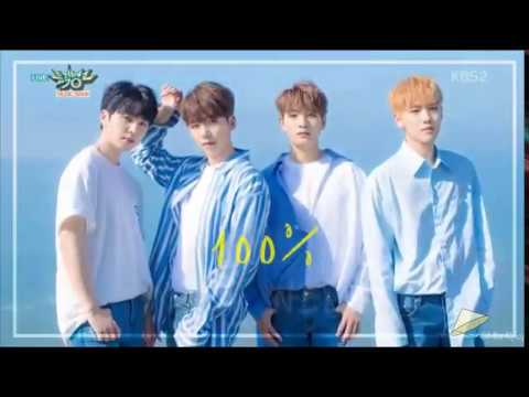 180720 100, FTISLAND Next Week Comeback @ Music Bank