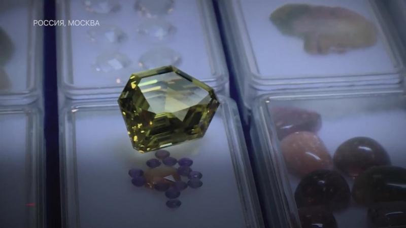 Где и как учат огранщиков алмазов