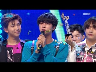 [HOT] 6월 1주차 1위 '방탄소년단 - FAKE LOVE (BTS - FAKE LOVE)' Show Music core 20180602