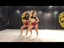 Twerk dance by Polina Dubkova
