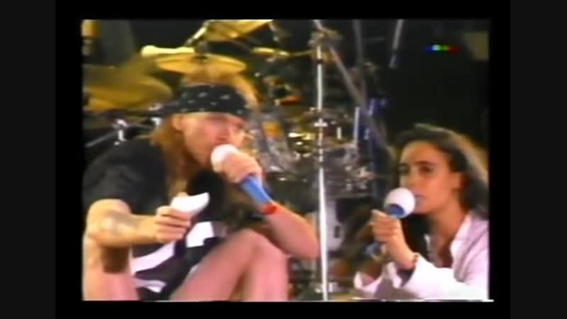 Best of Axl Rose Pissed Off - 1988 - 1993 Part II