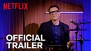 Fred Armisen Standup For Drummers Official Trailer HD Netflix