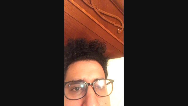Aboodi Emad — Live