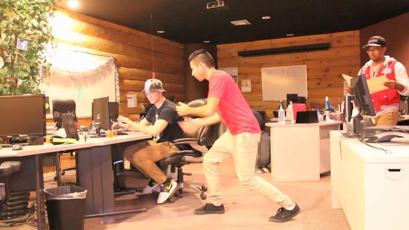 Nico Vinz - Am I Wrong Dance Choreography Dubstep Remix | iCameo , El Tiro, Spaceman