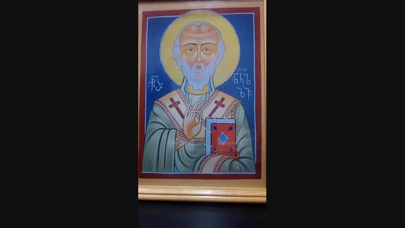 Акафист святителю Николаю (при материальных затруднениях,заключении тюремном)