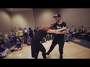 Bruno and Fae - Brazilian Zouk Demo at the DC Zouk Festival 2018
