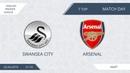 AFL19. England. Premier League. Day 7. Swansea City - Arsenal