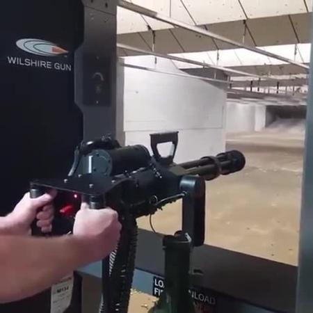 The mini-gun