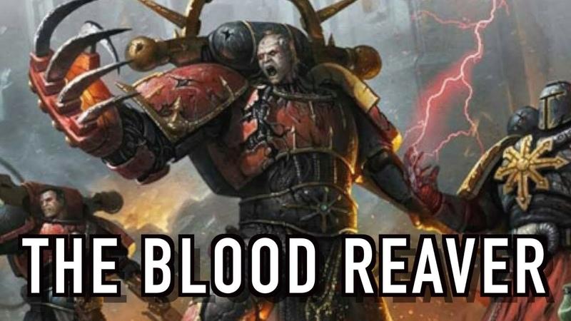40 Facts Lore on Huron Blackheart, the Blood Reaver Warhammer 40K