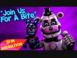 FNAF SISTER LOCATION Song by JT Machinima - Join Us For A Bite - SFM