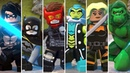 All Secret Young Justice DLC Characters in LEGO DC Super Villains