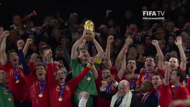 Кто поднимет над головой Кубок Чемпионата мира FIFA?