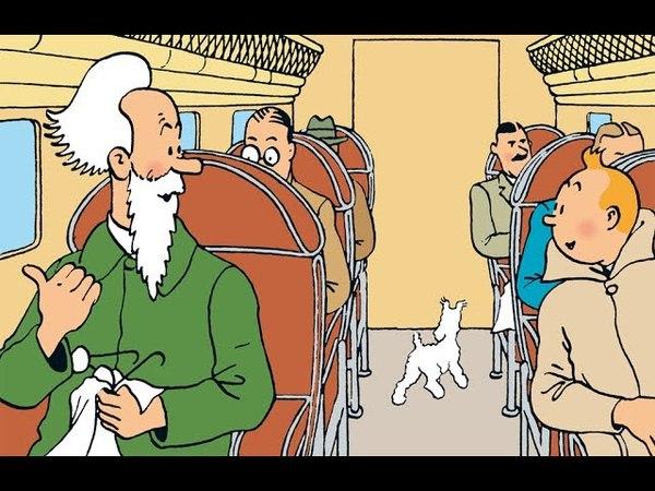 Les Aventures de Tintin - L'Île Noire Le Sceptre d'Ottokar
