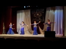 Студия Диадема на конкурсе восточного танца Тиара