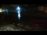 Таганрог превращается в Атлантиду.Опять на Александровской прорвало.Потоп 21.03.2018.