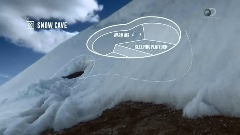 Эд Стаффорд Выживание без купюр Выживший 3 серия Алтайские горы Монголия 0001