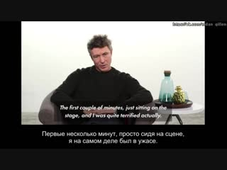 Aidan Gillen on Playing Villains and His Good Guy Role