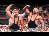 The Bushwhackers are announced for the WWE Hall of Fame Class of 2015 Raw, February 23, 2015