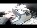 Olivetti-Underwood Editor 4