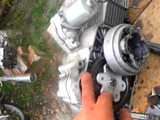 Заклинила коробка передач дельты альфы ремонт коробки передач мопеда