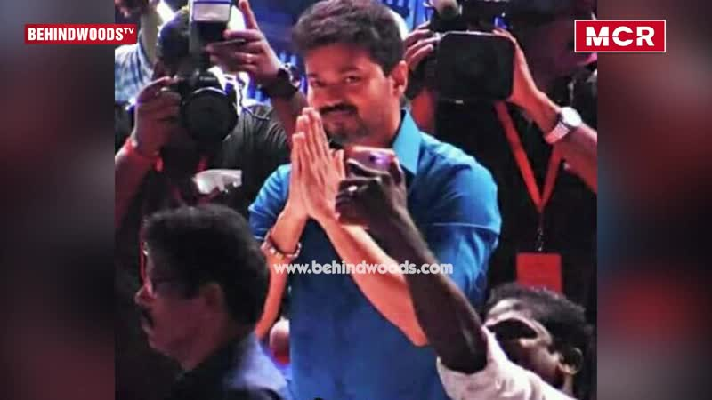 VIDEO Thalapathy Vijays MASS ENTRY - Fans Go Crazy at SARKAR Audio Launch! ¦ TK
