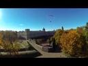 Осень в Гатчине 2018 PPG полеты Ozone Speedster 2 SkyMax Star