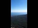 Вид с плато Ай-Петри