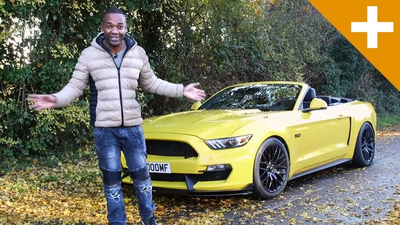 Rory Reid And His Ford Mustang V8 GT | Carfection