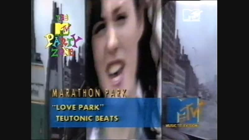 MARATHON PARK - LOVE PARK \ 1989