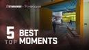 TOP 5 best moments | StarSeries i-League CS:GO Season 6