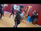 HIP-HOP CHOREO с YOUNG (ЁН) // Школа танцев RISE_UP