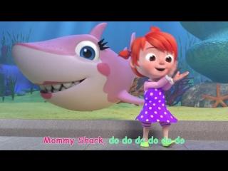 Baby Shark - ABCkidTV Nursery Rhymes Kids Songs