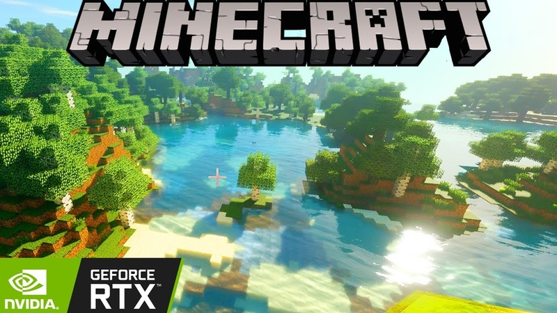 How Rich Kids Play Minecraft Ray-Tracing on Max Settings!